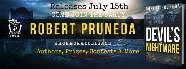 Devil's Nightmare Launch Party Invitation