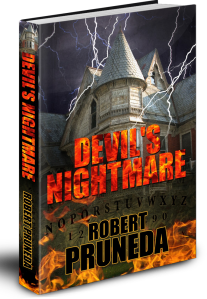 Devil's Nightmare 3D Book Cover2