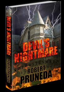 Devil's Nightmare 3D Book Cover2