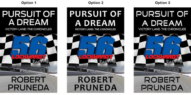 Pursuit of a Dream Cover Options