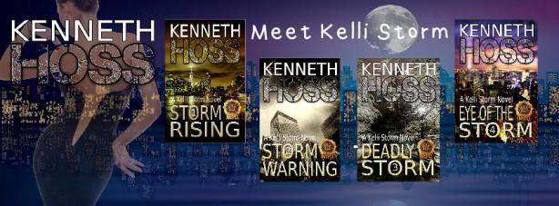 Kelli Storm Series Banner