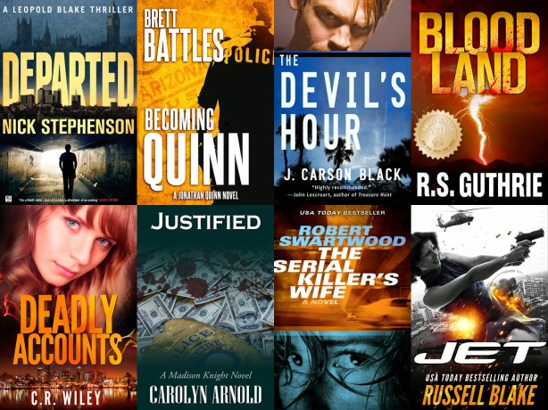 Mystery Bundle - All Covers Large