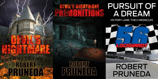 Robert Pruneda Novels