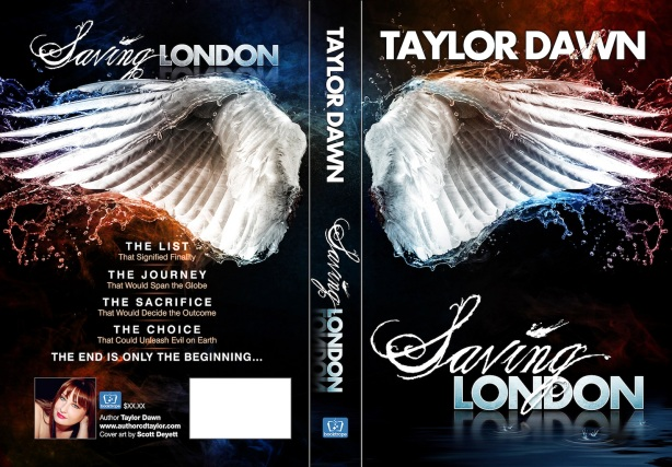 Saving London Full Cover