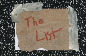 Newsletter (The List) by AJ Powers