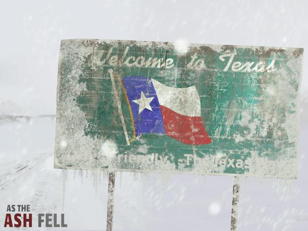Welcome to Texas - As the Ash Fell