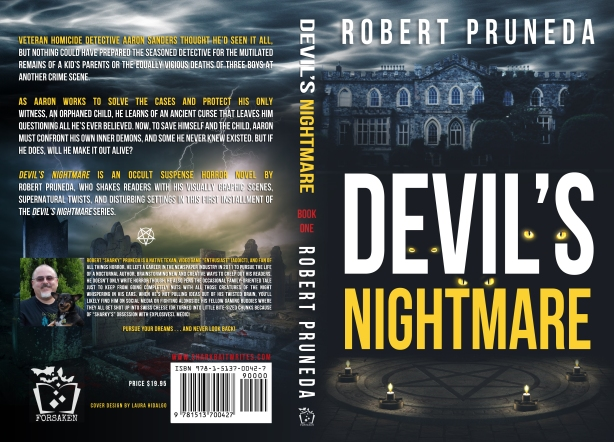 Devil's Nightmare (Final Cover - Print)