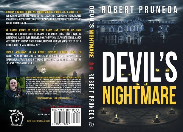 Devil's Nightmare (Final Cover - Print)