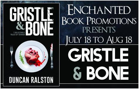 Gristle & Bone Blog Tour